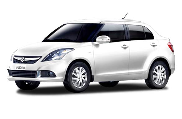 SWIFT DEZIRE A/C 4 SEATER