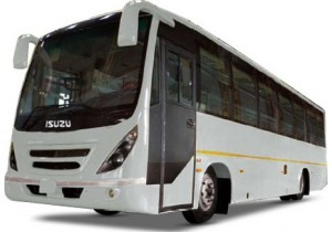 SWARAJ MAZDA MINI BUS NON A/C 25 SEATER